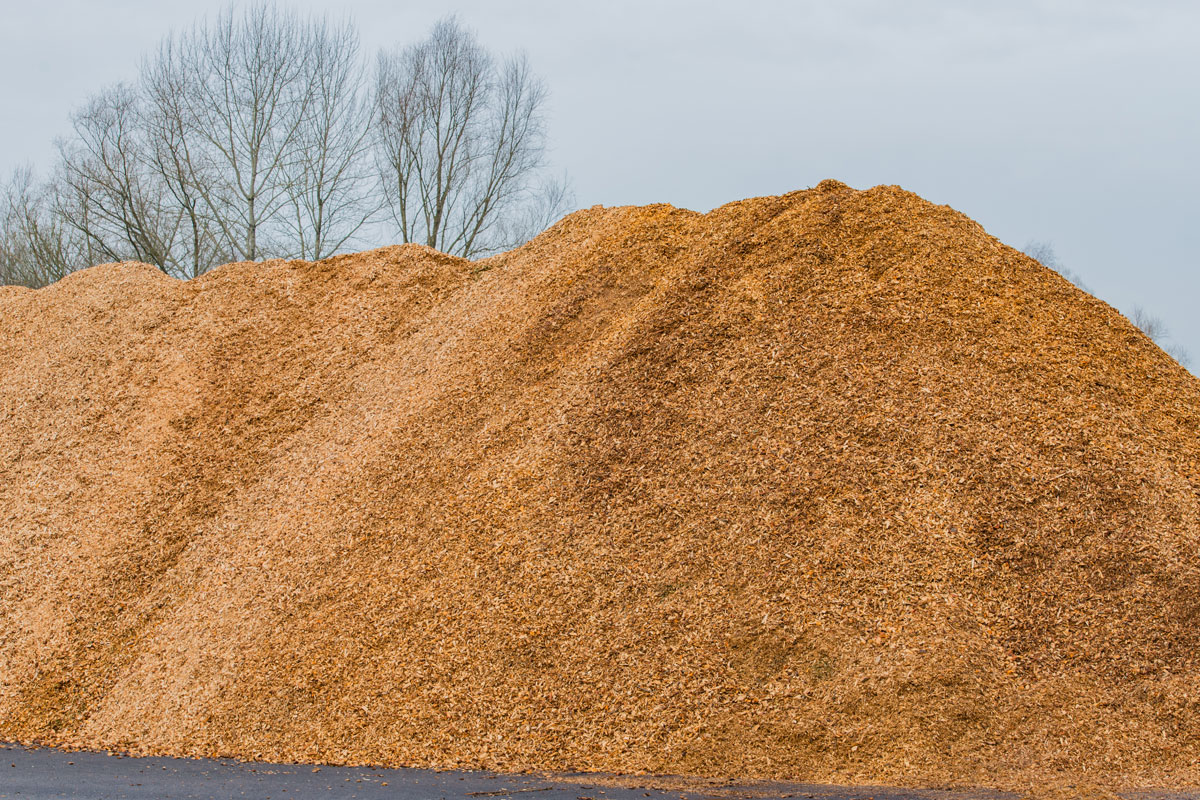 Wood Chipping & Mulching Services