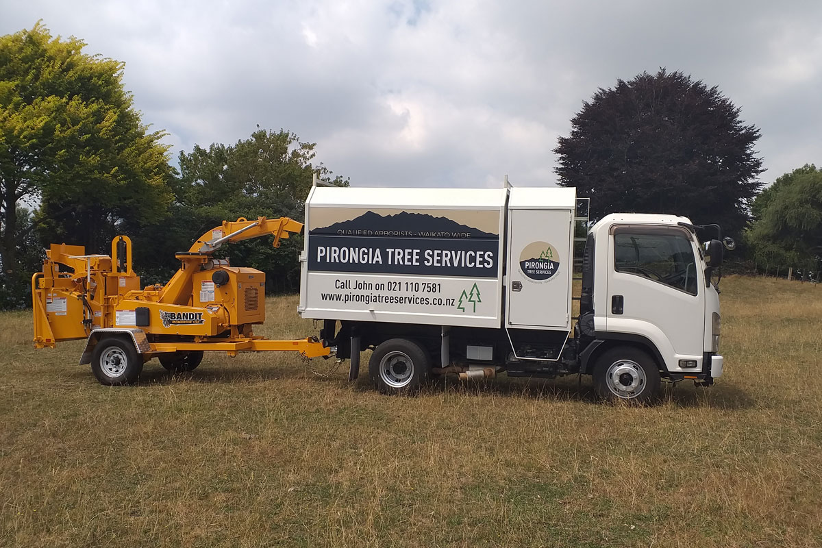 Pirongia Tree Services